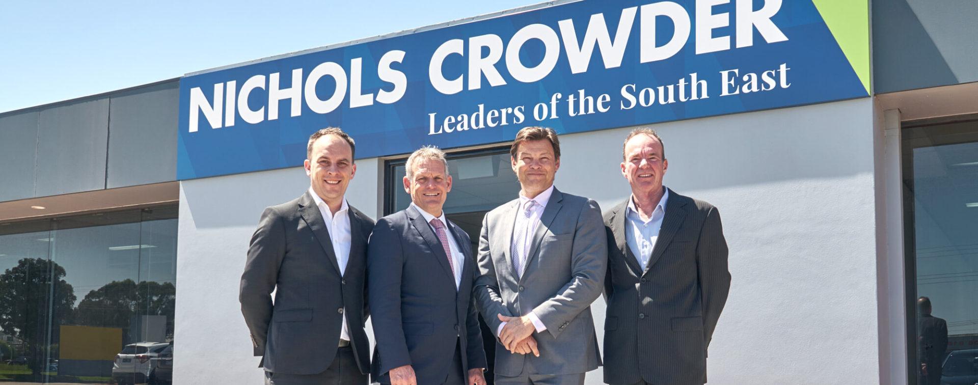 Nichols Crowder's Directors