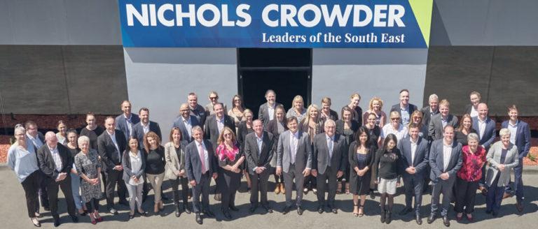 Nichols Crowder's team